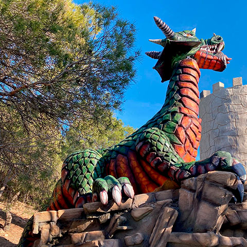 dragon de aralar