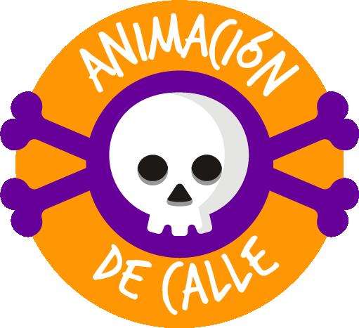 logotipo animacion de calle