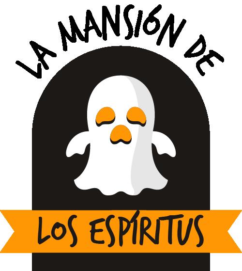 LOGO LA MANSIÓN DE LOS ESPÍRITUS