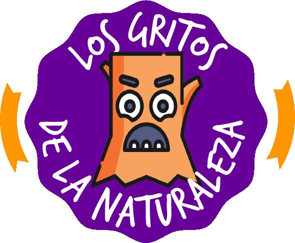 LOGO LOS GRITOS DE LA NATURALEZA